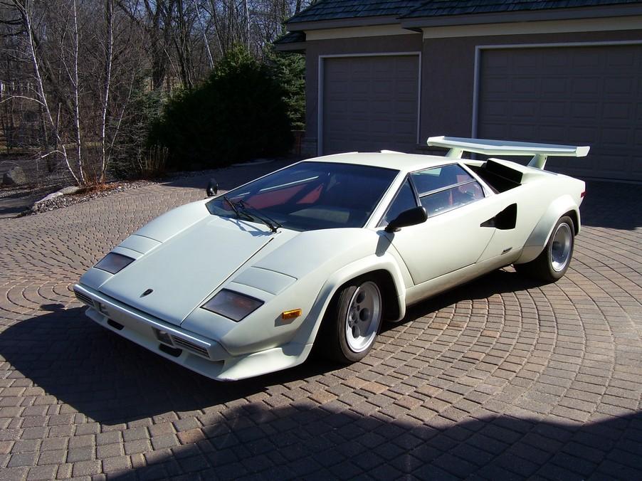 1980 Lamborghini Countach Lp4000 S